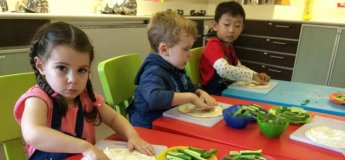 October Camp - Kids Can Cook (3-6yrs)