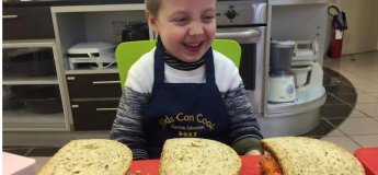 October Camp - Kids Can Cook (6-10yrs)