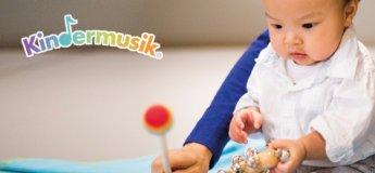 Kindermusik Cuddle and Bounce ( 0-12mths)