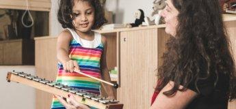 Family Music Program. Step 2: Pre-Violin Program (3yrs)
