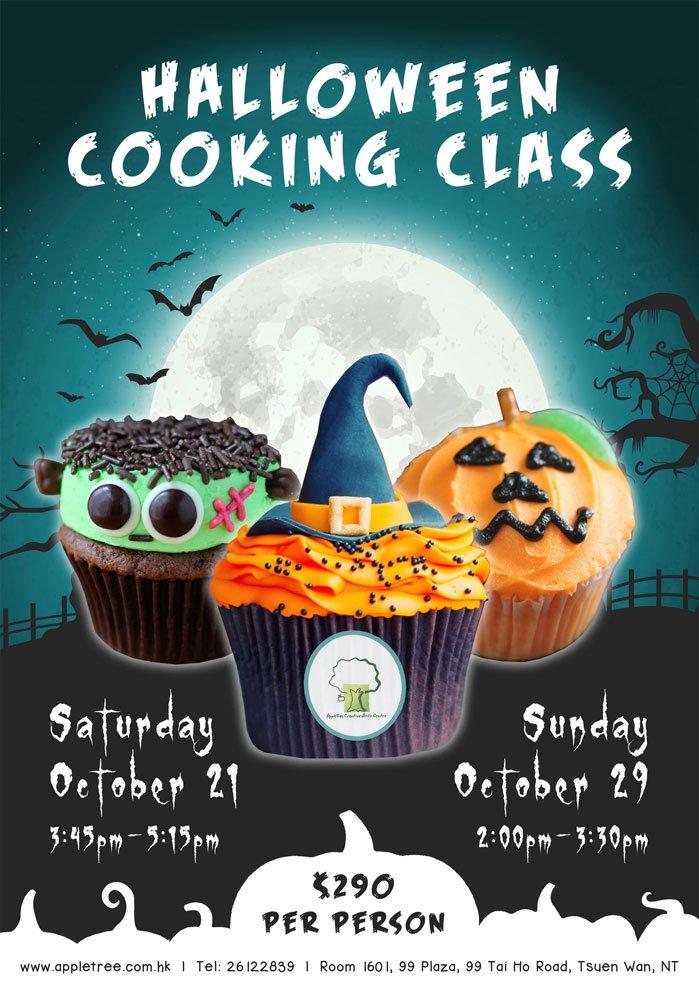 Halloween Cooking Class