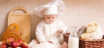 Kid Little Chefs Step 1