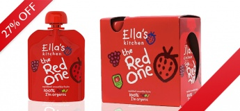 Ella's Kitchen up to 32% OFF & Little Bellies™ Buy 2 Get 1 FREE