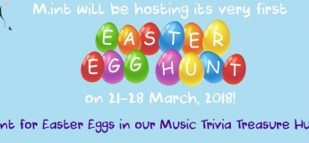 M.int Academy's Easter Egg Music Trivia: Prizes Up For Grabs!