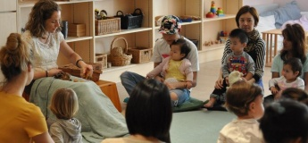 Summer School Tuesday - English Parent/Carer & Child Class (age 1 to...