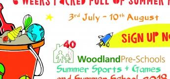 Summer Sports & Games Programme