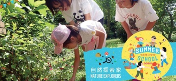 WWF Summer school 2018 – Nature Explorers (2-day camp) (Cantonese class)