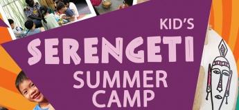 African Drumming and Dance Workshop / Serengeti Summer Camp