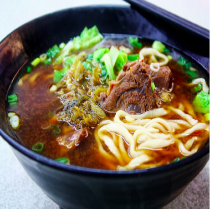 SummerCAMP - Taiwanese Beef Noodle & Paw Paw Marshmallow
