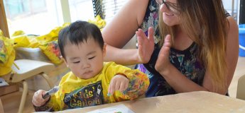 Playgroup Junior (6 – 12 months) @ Kids' Gallery Yau Tong