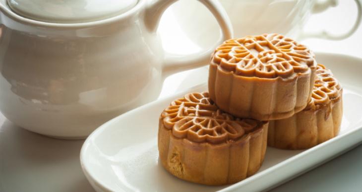 Crispy Custard Mini Mooncake Workshop