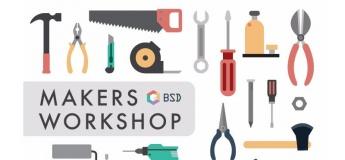 Satur-DIY Makers Workshop