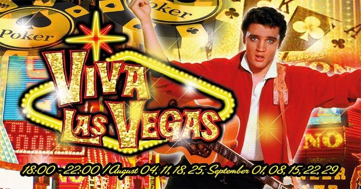 Viva Las Vegas @ TikiTiki Bowling Bar