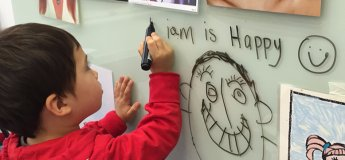 Communication Arts @ Kids' Gallery Hong Kong
