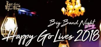 Big Band Night - Happy Go Lives 2018