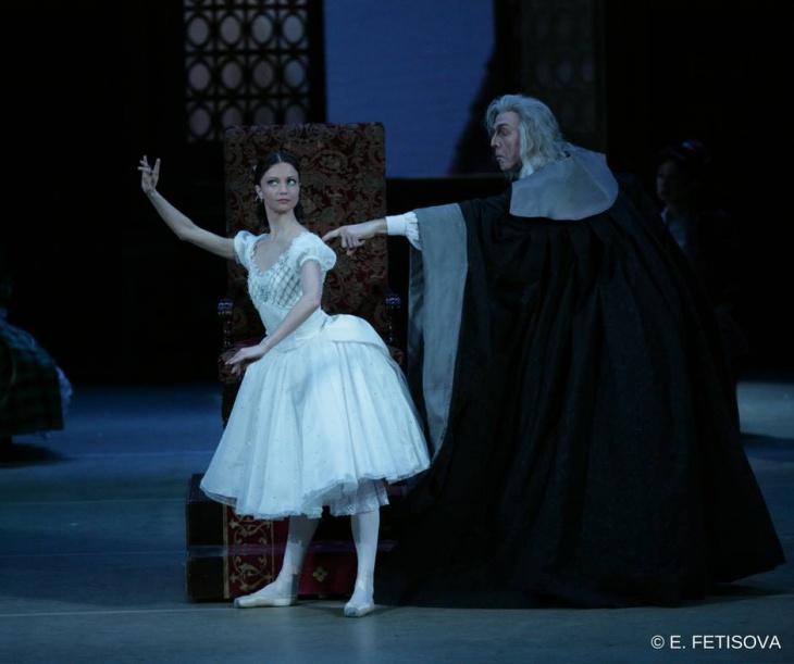 Bolshoi Ballet in Cinema - Coppelia