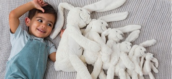 Happy Horse - machine washable soft plush toys - only at Picked by Poppins!