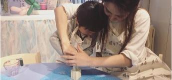 Parents-Child Workshop Snowy Mooncake