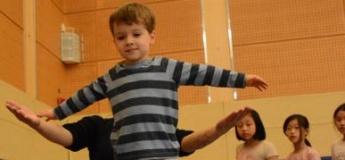 X'mas Gymnastics & Trampoline Day Camp (3-10 yrs)