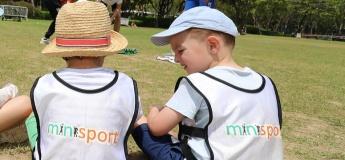 Half Term Camps: Baby Camps @ Victoria Park