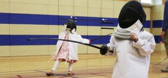 X'mas Fencing (6-8yrs)