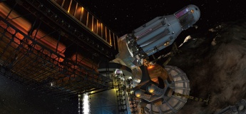 3D Dome Show Asteroid: Mission Extreme 3D