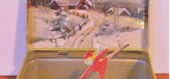 Christmas Winter Forest Diorama Workshop