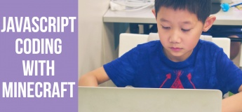 JavaScript Coding with Minecraft - Level 1 @ Kwun Tong