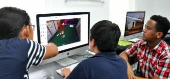 Game designing with Roblox
