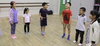 Elementary Jazz for Children (age 6-12)