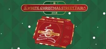 Swire Properties White Christmas Street Fair 2018 @ Taikoo Place