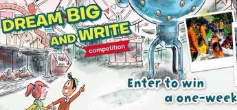 Bayard's Dream Big and Write Writing Competition