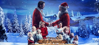 X'mas Family Screen 2018: Santa Swap – Merry Christmas Mr. Andersen