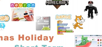 X'MAS STEM / Coding Holiday Camps