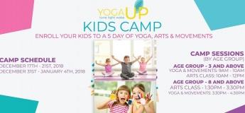 Kids Yoga, Arts & Movements Camp