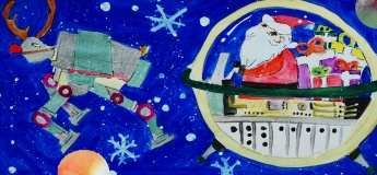 Cosmic Christmas Camp