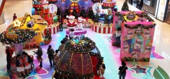 Magical X'mas @ Domain Mall