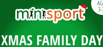Christmas Family Day @ Minisport HK