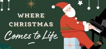 Where Christmas Comes to Life