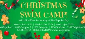 Christmas Swim Camp