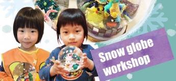 Christmas Snow Globe Workshop