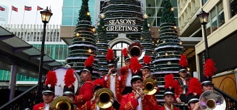 Christmas at Harbour City