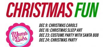 Free Christmas Playgroup