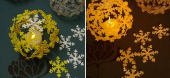 Make Your Own 3D Printed Snowflake Ball Workshop