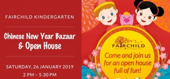 Chinese New Year Bazaar & Open House