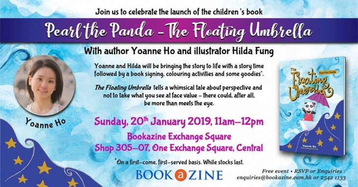 Book launch and signing with Yoanne Ho