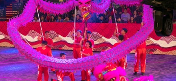 2019 Cathay Pacific International Chinese New Year Night Parade