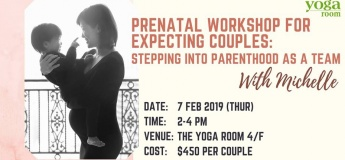 Parenthood Workshop for Expecting Couples