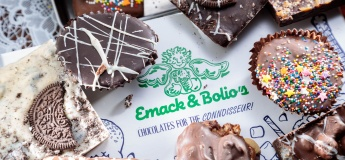 Emack & Bolio's Gift Box of Hand-made Chocolates