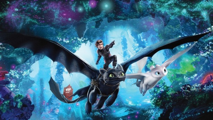 2D How To Train Your Dragon: The Hidden World (English Version) @ Pacific Place